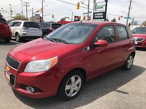 2009 Chevrolet Aveo LS l LOW KMS l SAVE ON FUEL