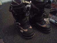 intec proflex snowboard boots uk size 9