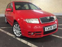 Skoda Fabia VRS PD 130 Brilliant MPG Recent Service **FSH - well maintained**