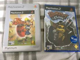 Jak and Daxter & Ratchet and Clank