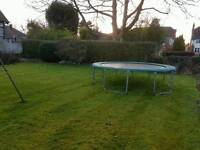 Trampoline for garden 12' diameter quality by TP