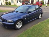 BMW Compact 316ti 3 Doors Full years MOT