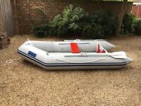 Seago Ranger 290 Solid Transom Airdeck V Keel Inflatable Boat