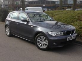 2006 BMW 1 SERIES AUTOMATIC **LOW MILES ONLY 66000** EXCELLENT CONDITION