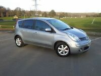 Nissan Note Acenta 1.4 5 Door MPV ★★★LOW MILEAGE★★★LONG MOT★★★FINANCE AVAILABLE★★★