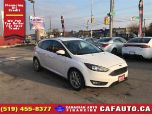 2015 Ford Focus SE   CAR LOANS FOR ALL CREDIT
