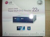 LG Internal DVD Rewriter