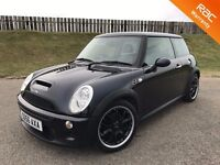 2006 MINI COOPER S 1.6 16V SUPERCHARGED - 57K MILES - F.S.H -STUNNING - RARE - 6 MONTHS WARRANTY