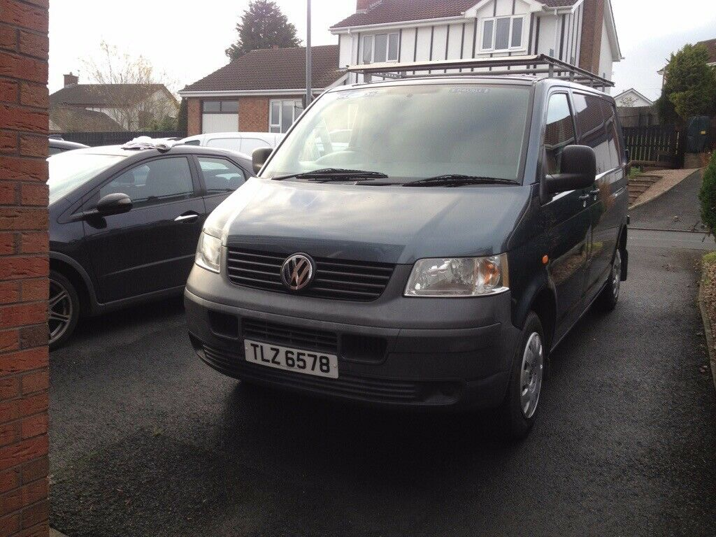 VW Transporter T5, (2007) in good condition  | in Lurgan, County Armagh |  Gumtree