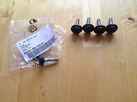 Smart car M6 screws for dashboard accessories
