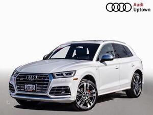 2018 Audi SQ5 Technik W/ SPORT DIFF & ADVANCED DRIVER ASSISTANCE