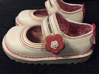 Girls kickers size 6