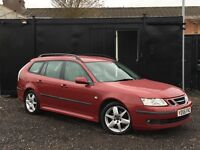 SAAB 9-3 VECTOR SPORT++SPORT WAGON++LONG MOT++LOW MILES+6 SPEED GEAR BOX++STUNNING CONDITION++