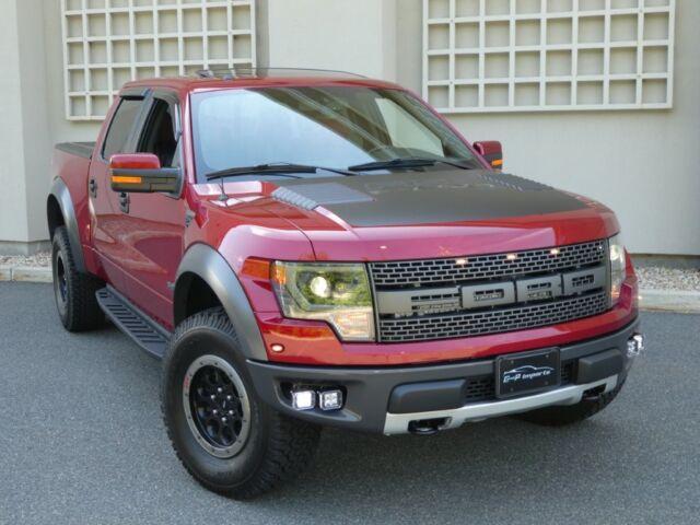 Image 1 of Ford: F-150 4WD Raptor…