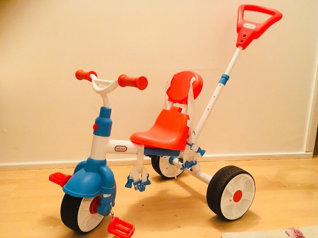 Little Tikes Learn To Pedal 3-in-1 Trike, Tricycle