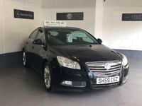 VAUXHALL INSIGNIA 1.8 EXCLUSIVE/LOW MILES/COMES WITH A FULL MOT + 3 MONTHS WARRANTY