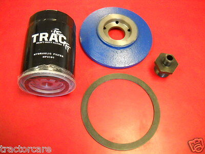 Ford Spin On Oil Filter Conversion Kit 2000 3000 4000 5000 5500 309825f 86546614