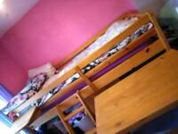 Midi bed