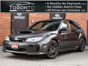 2013 Subaru Impreza WRX STi ***SOLD***6 Speed+heated seats+Turbo