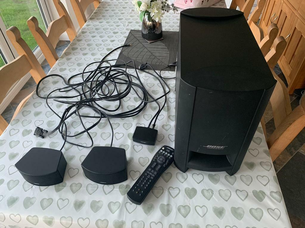 Bose Cinemate GS series ii digital home theater system | in Rochester, Kent  | Gumtree
