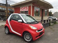 2011 smart fortwo passion DECAPOTABLE GPS BLUETOOTH