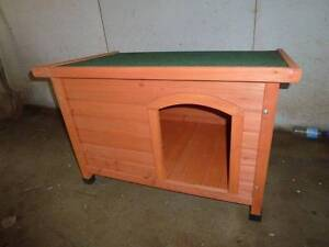 Timber dog Kennel - 70.00 as new Murwillumbah Tweed Heads Area Preview