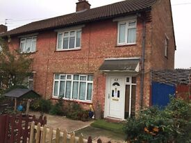 Home Swap - 3/4 Bed Semi-House Erith to London, Large Garden (DA8 3JF)