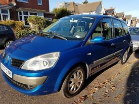 Renault Scenic 7 Seaters