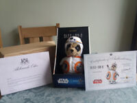 Star Wars .Compare the Meercat Collectable -Oleg as BB-8