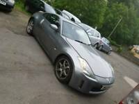 Nissan 350z 2005 Spares Repairs
