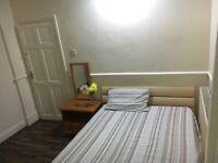 Nice double room is available in a professional house near East Ham station