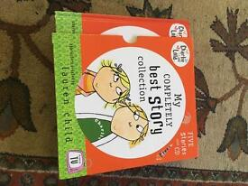 Charlie and Lola books and cd
