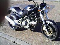 bucati monster900 dark