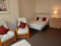 SECURE,FULLY-FURNISHED,SELF-CONTAINED FLAT,CLEAN,WELL MAINTAINED,NO AGENCY FEES (PRIVATE LANDLORD)