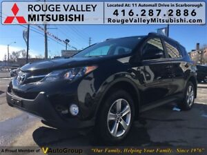 2015 Toyota RAV4 XLE, ONE OWNER, NO ACCIDENTS !!!