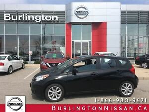 2014 Nissan Versa Note SL, NAVIGATION, ACCIDENT FREE !