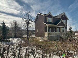 288 000$ - Maison 2 étages à vendre à St-Vallier