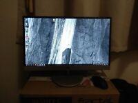 AOC 23 inch IPS Monitor, Display Port, 2 x HDMI, VGA, MHL, Speakers, Vesa I2369V
