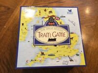 The Great British Train Game by Readers Digest Board Game - Age 10 and Up - Educational - REDUCED