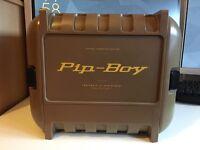 Fallout 4 Pip Boy w/ original case and steel book (pc)