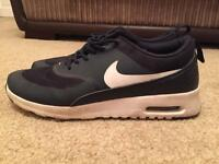 Nike size 5 Air Max trainers