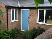 Unique Cottage Studio Flat in Secluded Garden, Withington, South Manchester, 450 pcm plus 149 bills