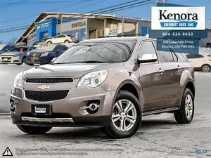 2012 Chevrolet Equinox LTZ AWD *Leather, Sunroof, Heated Seats &