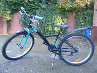 bicycle B'TWIN original3 for 7-9 years old child 70 pound