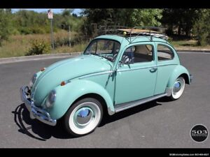 Looking for VW beetle