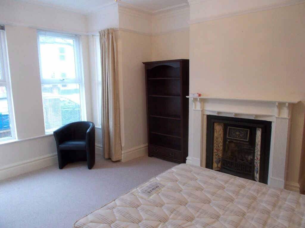 Large double room in professional and friendly houseshare