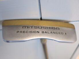 Mitsushiba Precision Balanced 1 putter