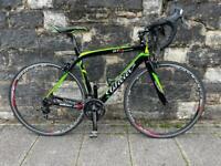Willier Triestina GTR granturismo full carbon road bike in pristine condition