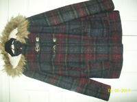 New Look Winter Coat (Size 8)