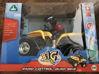 Early Learning Centre Rapid Remote Control Quad Bike